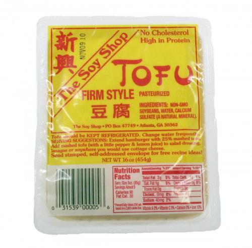 Asian, Tofu, Firm