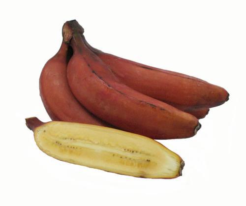 Banana, Red