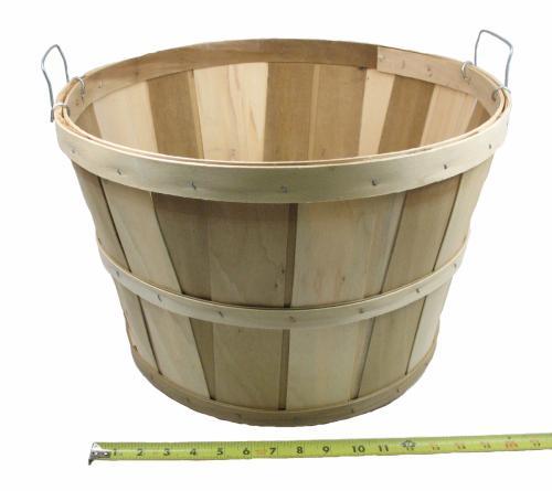 Basket, Bushel Tub Style