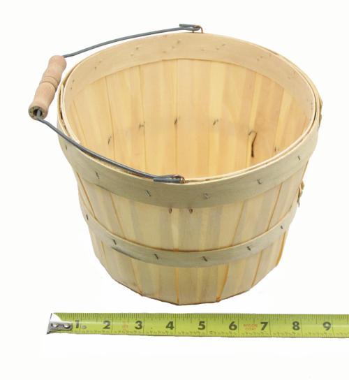 Basket, Half Peck