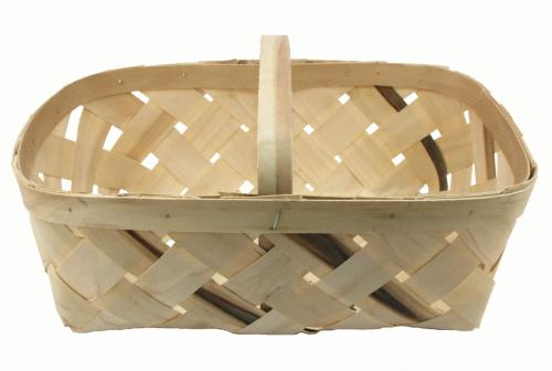 Basket, with Handle