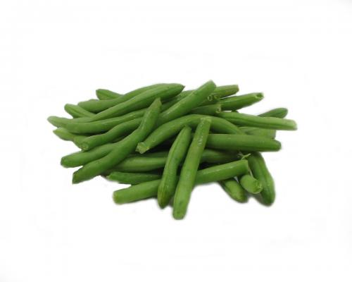 Bean, Green Washed Trimmed