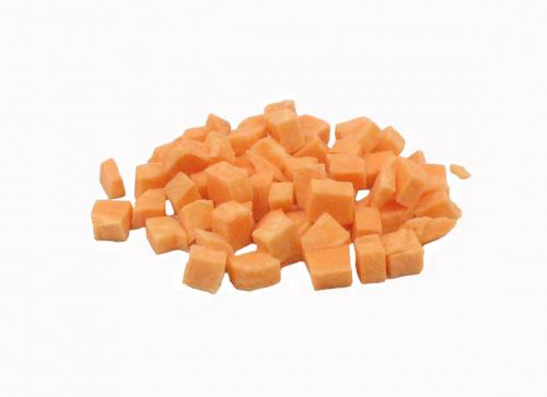 Carrots, Diced