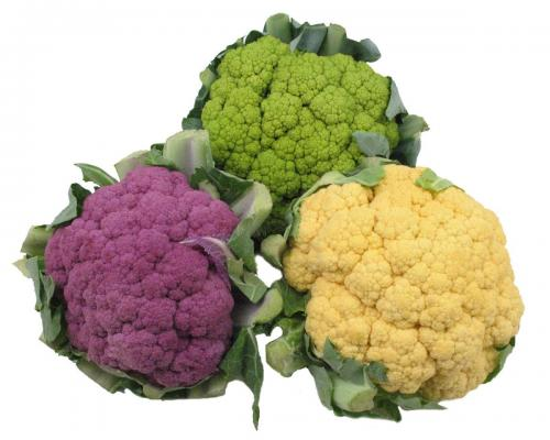 Cauliflower, Tri Color