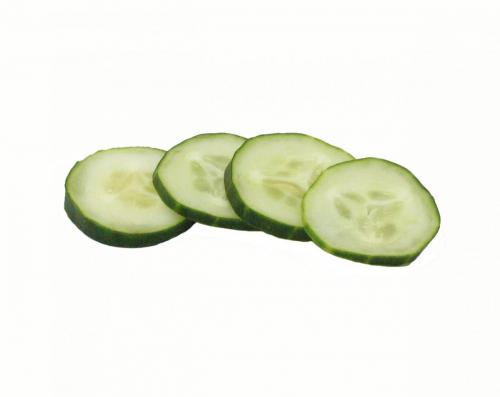 Cucumber, Slices
