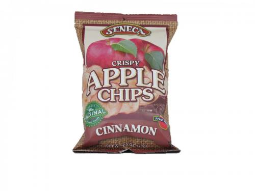 Dried, Apple Chips
