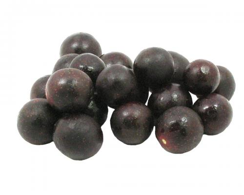 Grapes, Black Muscadine