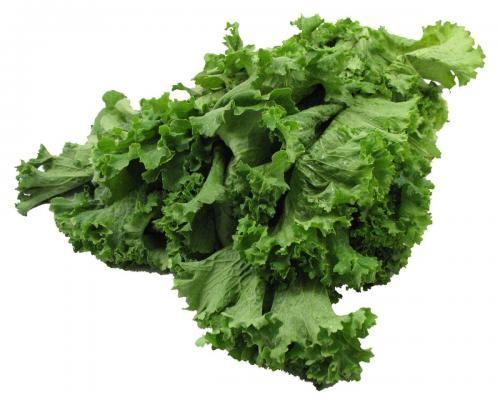 Greens, Mustard Salad