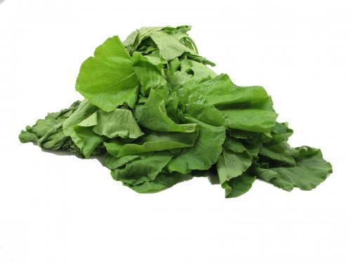 Greens, Turnip Salad