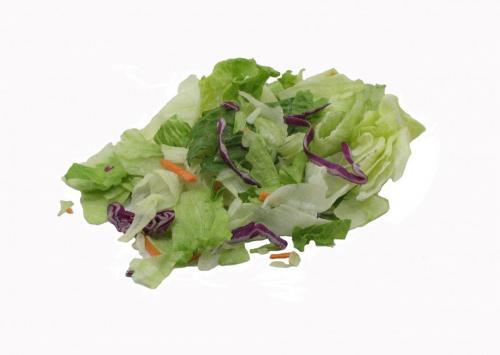 Lettuce, Salad, Romaine Blend