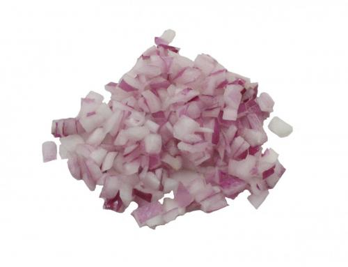 Onion, Red Diced