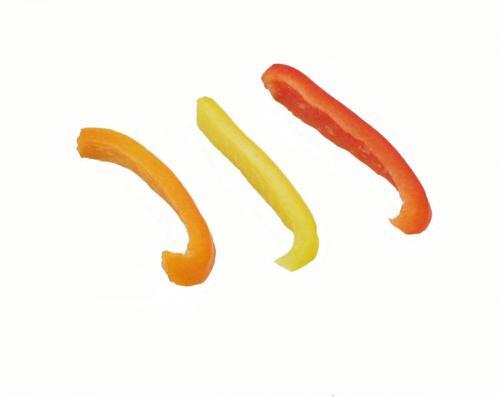 Pepper, Mixed Strips