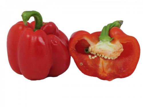 Pepper, Red Bushel