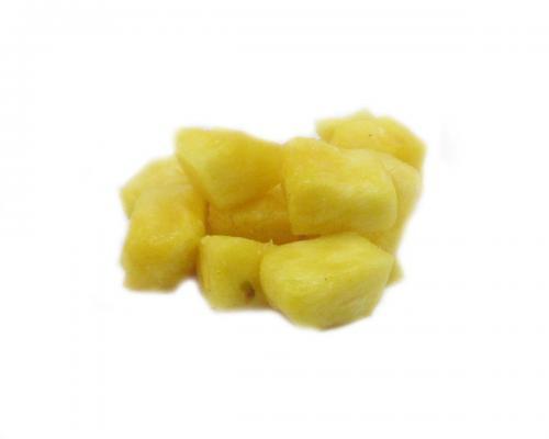 Pineapple, Chunks