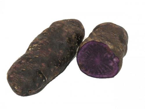 Potato, Fingerling, Purple