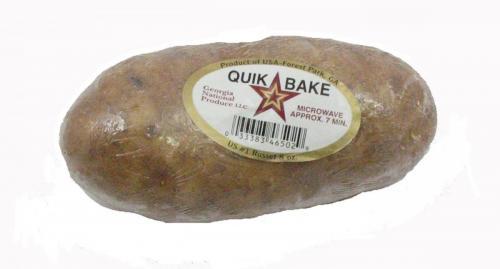 Potato, Microwave Russet