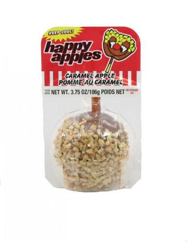 Seasonal, Candy Apple, Caramel w Nuts