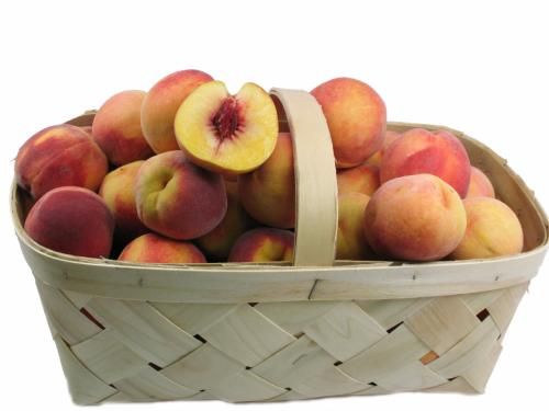 Stonefruit, Peach Basket